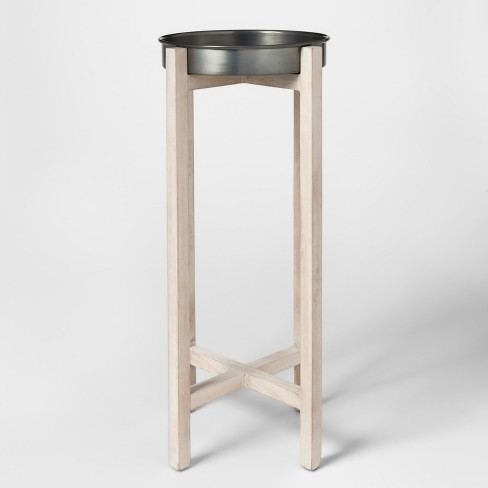 Plant Stand Wooden Smith Hawken