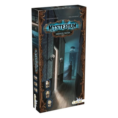 Mysterium Hidden Signs Board Game - image 1 of 3