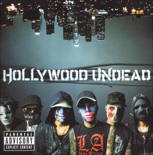 Hollywood Undead - Swan Songs [Explicit Lyrics] (CD) - image 1 of 3