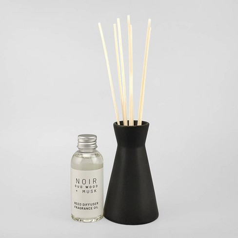 3.4oz Oil Diffuser Noir - Oud Wood & Musk - Project 62™ - image 1 of 2
