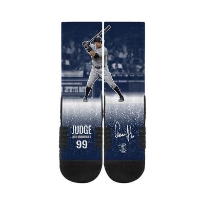 MLB New York Yankees Aaron Judge Premium Socks - M/L