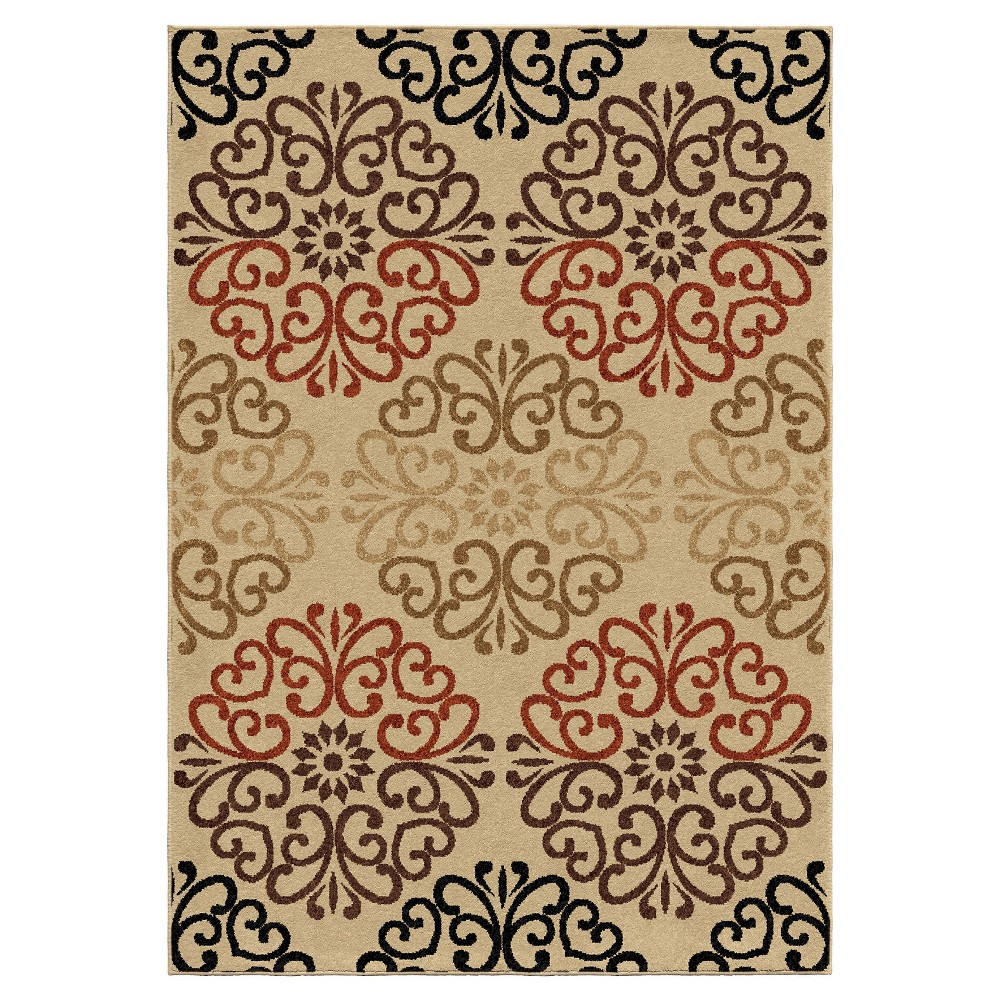 Orian Rugs Creston Napa Indoor/Outdoor Area Rug (7'8