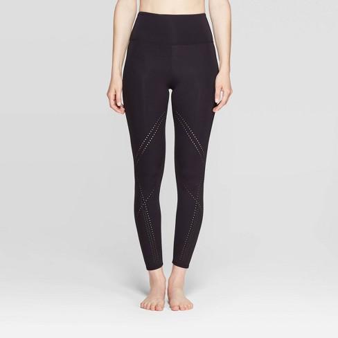 Women's High-Waisted 7/8 Leggings - JoyLab™ - image 1 of 3