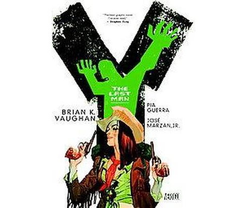 Y the Last Man 3 (Deluxe) (Hardcover) (Brian K. Vaughan) - image 1 of 1