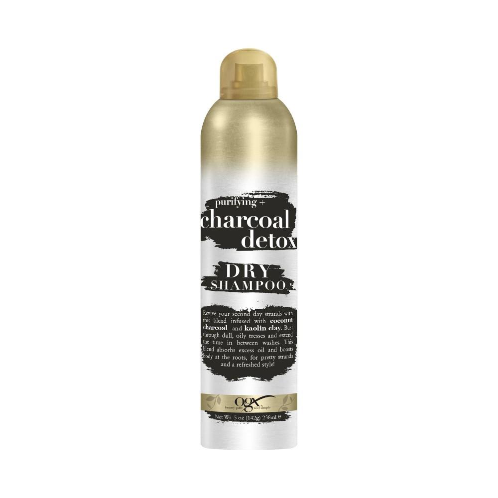 Image of OGX Charcoal Detox Dry Shampoo - 5oz