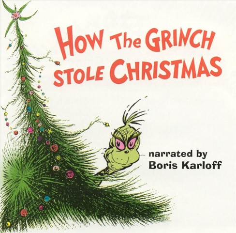 Various - How the grinch stole christmas (Ost) (Vinyl) - image 1 of 1