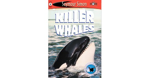 Killer Whales (Paperback) (Seymour Simon) - image 1 of 1