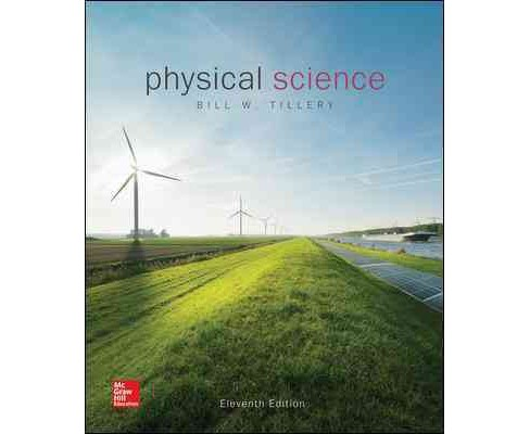 Physical Science (Paperback) (Bill W. Tillery & Stephanie J. Slater & Timothy F. Slater) - image 1 of 1