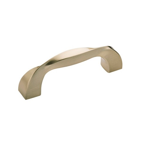 """Hickory Hardware H076015 Twist 3"""" Center to Center Handle Cabinet Pull - image 1 of 2"""