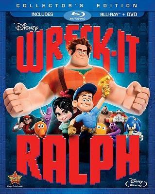 Wreck-It Ralph (2 Discs)(Blu-ray/DVD)