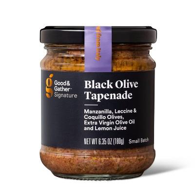 Signature Black Olive Tapenade - 6.35oz - Good & Gather™
