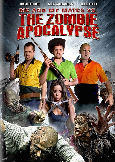 Me and my mates vs the zombie apocaly (DVD) - image 1 of 1