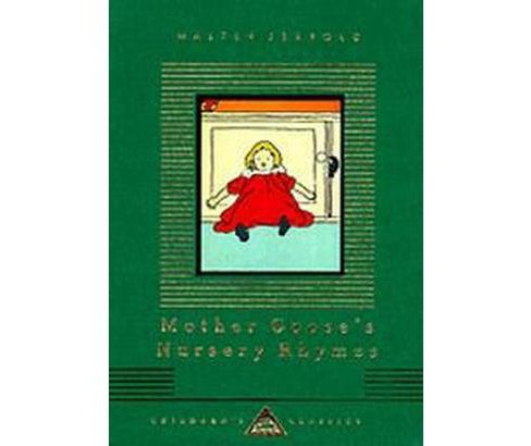Mother Goose's Nursery Rhymes (Hardcover) - image 1 of 1