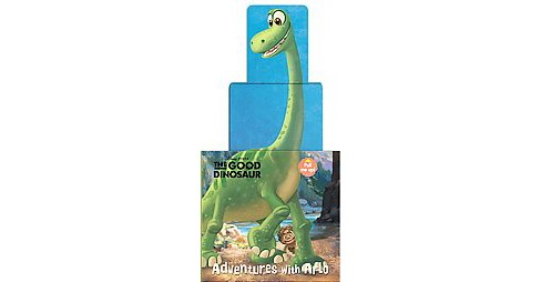 Adventures with Arlo ( Good Dinosaur) (Board) by Bill Scollon - image 1 of 1