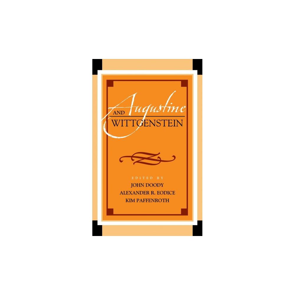 Augustine and Wittgenstein - (Hardcover)