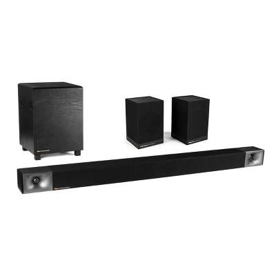 Klipsch Cinema 600 5.1 Sound Bar and Surround Sound System