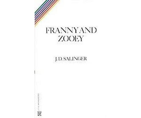 Franny and Zooey (Reprint) (Paperback) (J. D. Salinger) - image 1 of 1
