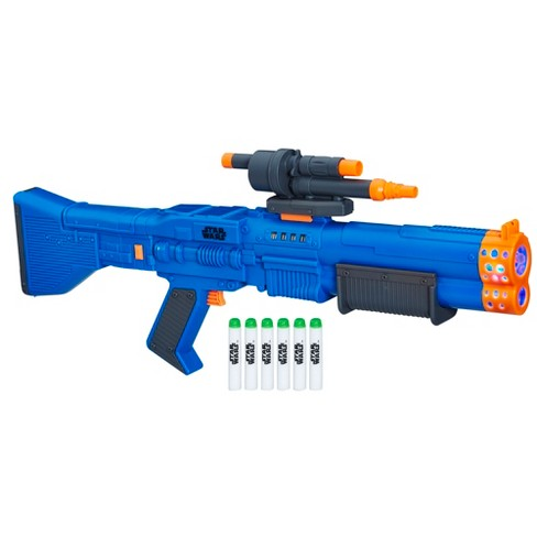 Star Wars Nerf Chewbacca Blaster - image 1 of 6