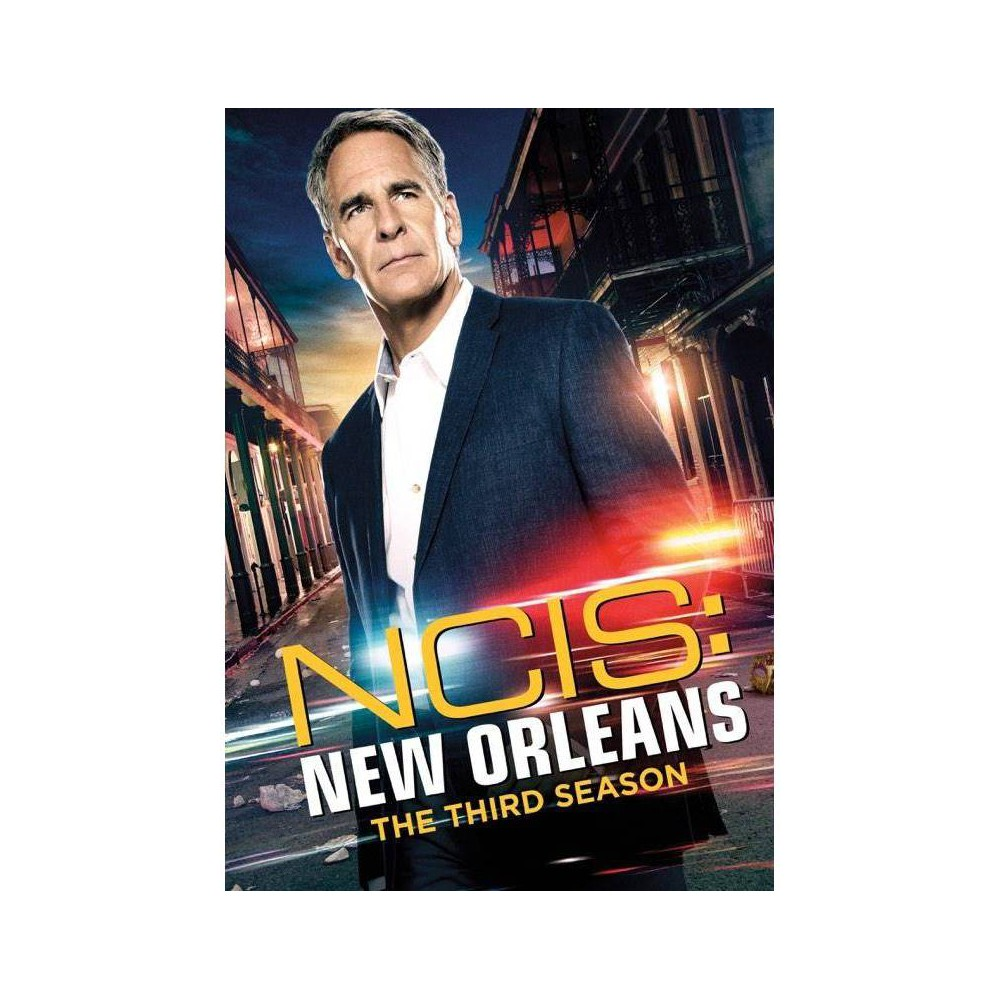 Ncis New Orleans The Third Season Dvd