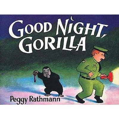 Good Night, Gorilla (Oversized Board)by Peggy Rathmann