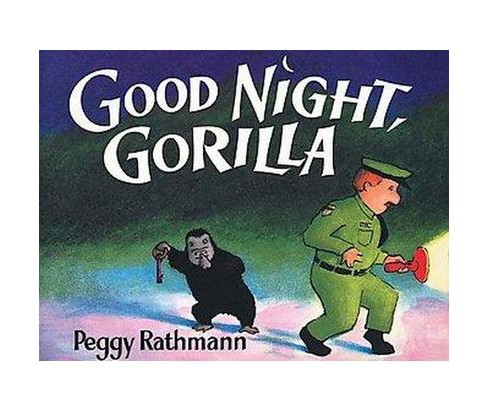 Good Night, Gorilla (Oversized Board) by Peggy Rathmann - image 1 of 1
