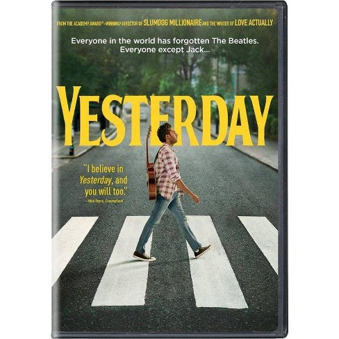 Yesterday (DVD) - image 1 of 1