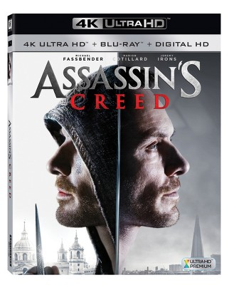 Assassin's Creed (4K/UHD + Digital)