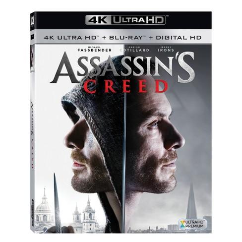 Assassin's Creed (4K/UHD + Digital) - image 1 of 1