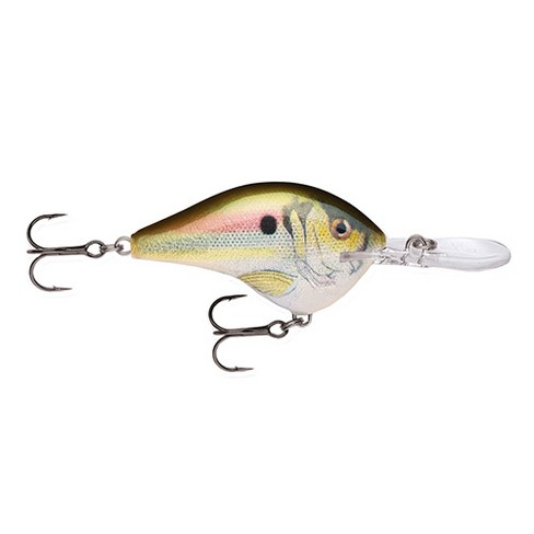 Rapala Dives-To Series Custom Ink Crankbaits - Size 6