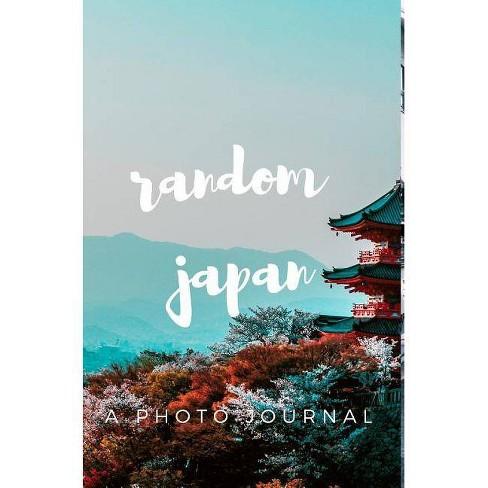 Random Japan - by  Robbie Nomad (Hardcover) - image 1 of 1