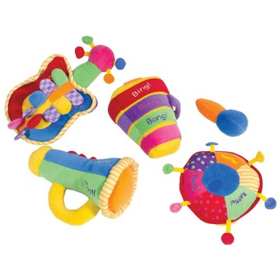 Kaplan Early Learning Baby's First Music Set