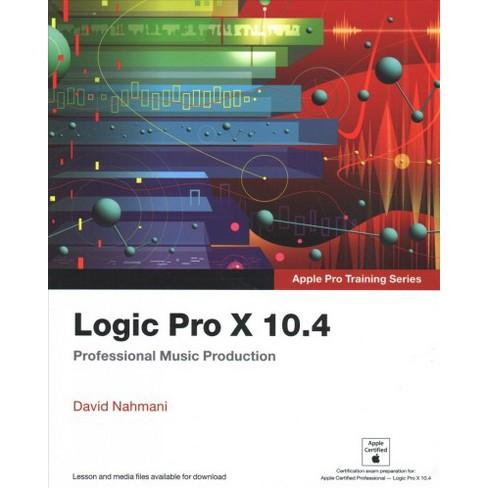 logic pro x 10.3 software download
