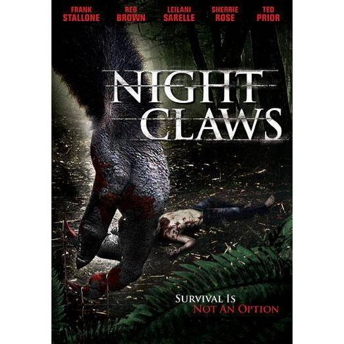 Night Claws (DVD) - image 1 of 1