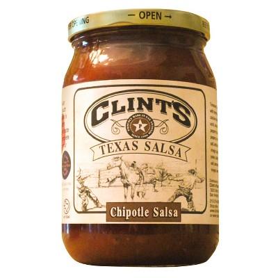Salsas & Dips: Clint's Texas Salsa