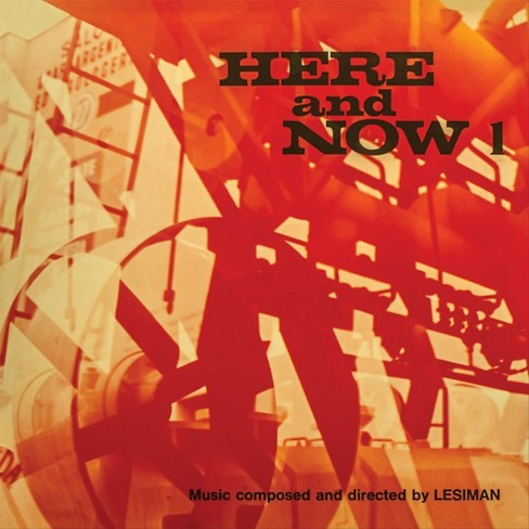 Lesiman - Here and now:Vol 1 (Vinyl) - image 1 of 1