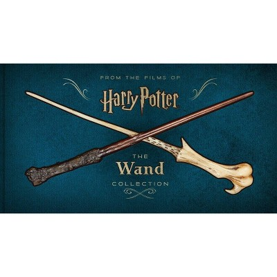 Harry Potter: The Wand Collection [softcover] - by  Monique Peterson (Paperback)