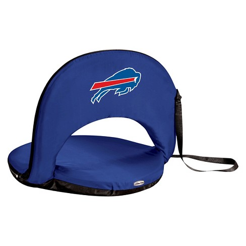 NFL Oniva Seat Portable Recliner Chair by Picnic Time - Navy - image 1 of 1