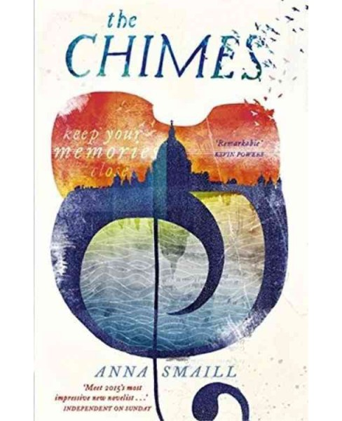 Chimes (Reprint) (Paperback) (Anna Smaill) - image 1 of 1