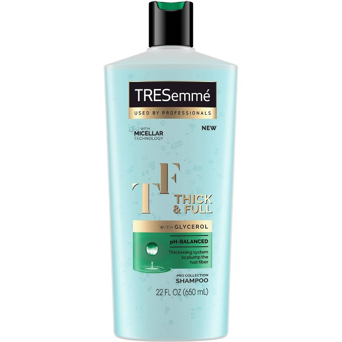 TRESemme Thick And Full Shampoo - 22 Fl Oz : Target