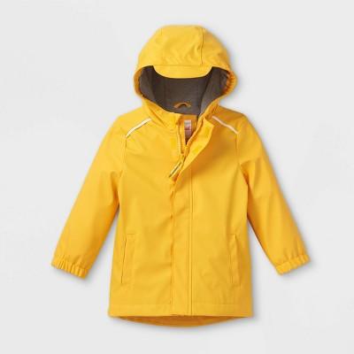 Toddler Rain Coat - Cat & Jack™ Yellow