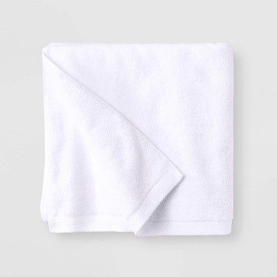 Organic Bath Towel White - Casaluna™