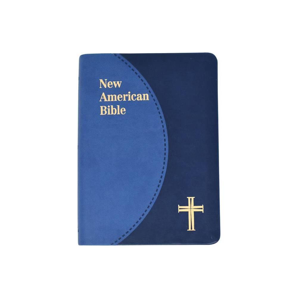 Saint Joseph Personal Size Bible Nabre Leather Bound