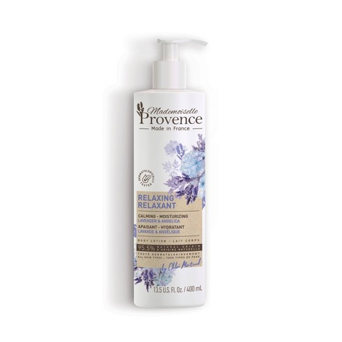 Mademoiselle Provence Lavender & Angelica Body Lotion - 13.5 fl oz - image 1 of 4