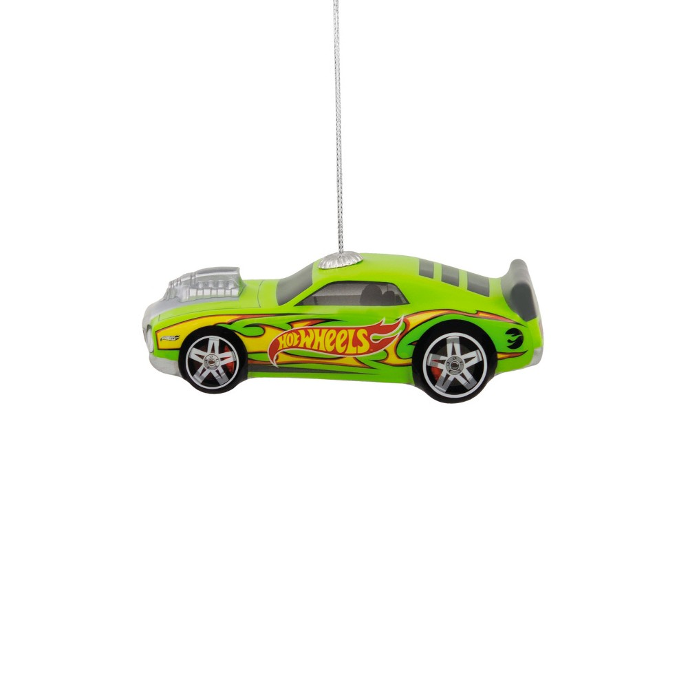 Hallmark Hot Wheels Decoupage Christmas Ornament, Multi-Colored