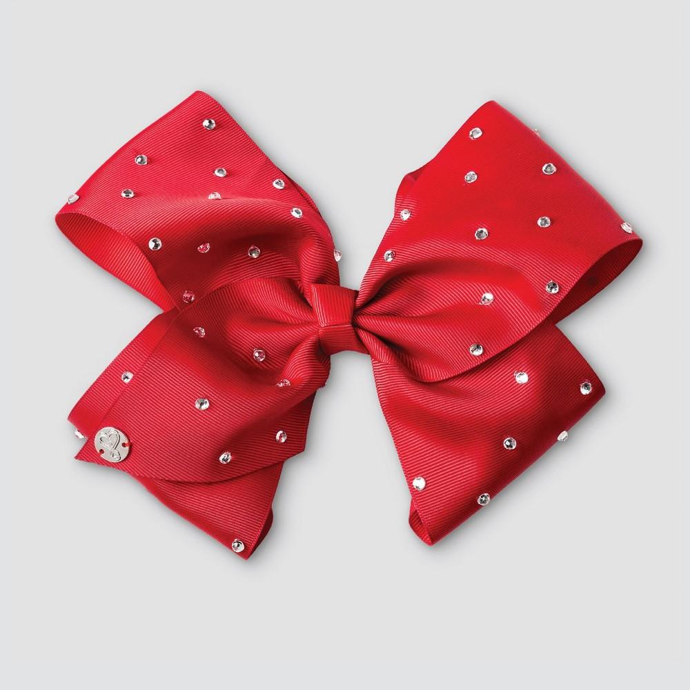 Girls' JoJo Siwa Bow Hair Clip - Red