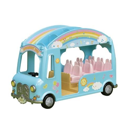 Calico Critters Sunshine Nursery Bus - image 1 of 4