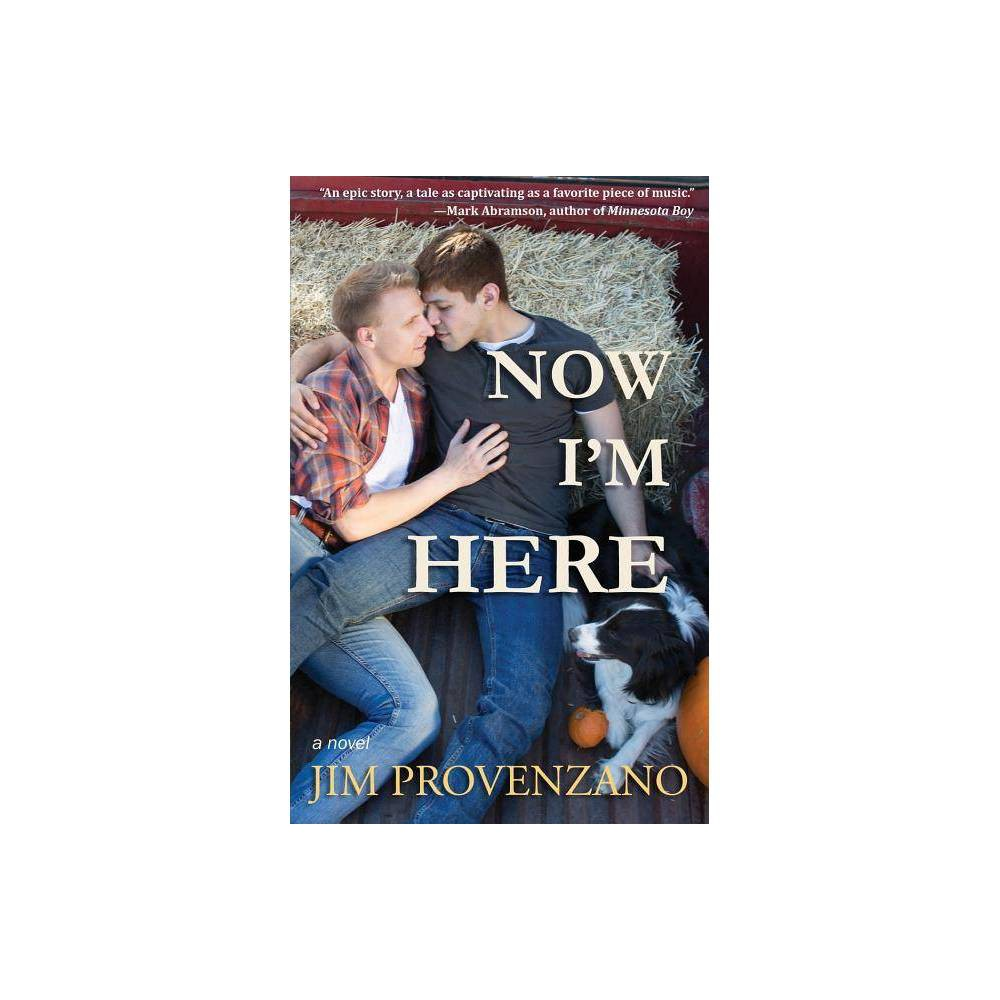 Now I M Here By Jim Provenzano Paperback