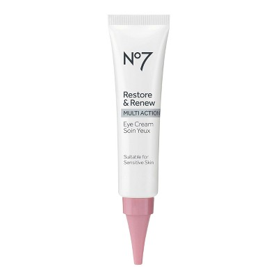 No7 Restore & Renew Multi Action Eye Cream   .5oz by Shop This Collection