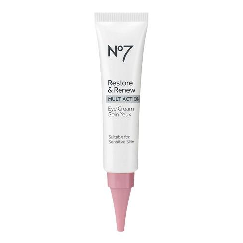 No7 Restore & Renew Multi Action Eye Cream -  5oz