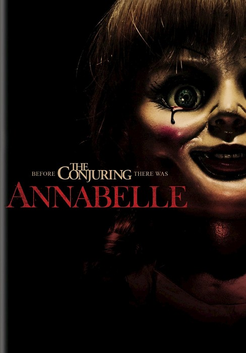 Annabelle (Includes Digital Copy) (Ultraviolet) (dvd_video) - image 1 of 1